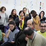 Vie, 22/11/2019 - 19:20 - Barcelona 22.11.2019 Trobades amb l'Alcaldessa: La Salut. Escola Turó del Cargol. Foto: Laura Guerrero/Ajuntament de Bcn.