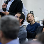 Vie, 22/11/2019 - 19:01 - Barcelona 22.11.2019 Trobades amb l'Alcaldessa: La Salut. Escola Turó del Cargol. Foto: Laura Guerrero/Ajuntament de Bcn.