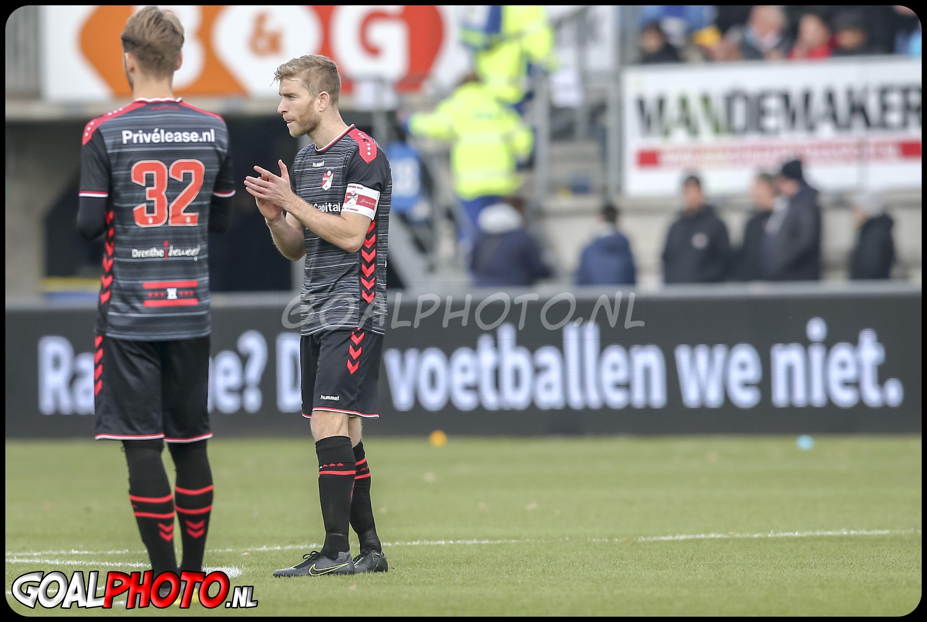 RKC - FC Emmen 24-11-2019