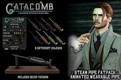 Catacomb - Steam Pipe