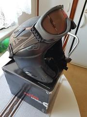 Prodám lyž.helmu Rossignol + brýle Alpina - titulní fotka