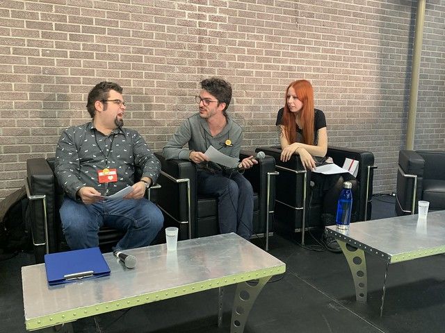 Philippe-Aubert Côté, Mathieu Lauzon-Dicso, Ariane Gélinas