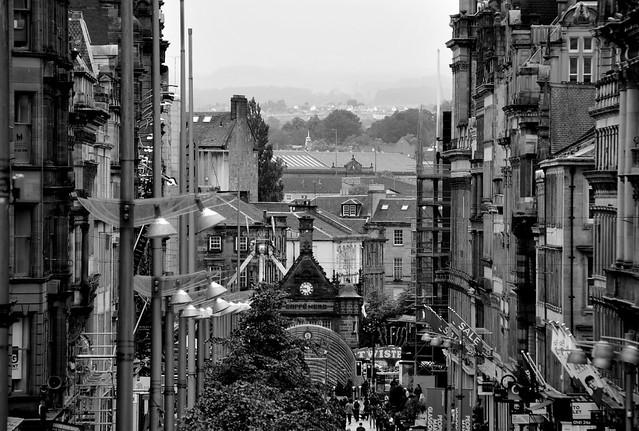 Glasgow..