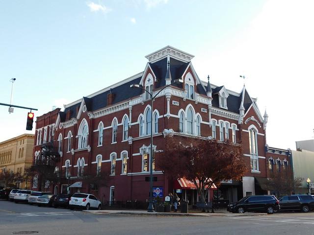 The Old Masonic Lodge
