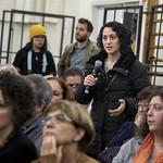 Vie, 22/11/2019 - 19:19 - Barcelona 22.11.2019 Trobades amb l'Alcaldessa: La Salut. Escola Turó del Cargol. Foto: Laura Guerrero/Ajuntament de Bcn.