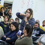Vie, 22/11/2019 - 19:05 - Barcelona 22.11.2019 Trobades amb l'Alcaldessa: La Salut. Escola Turó del Cargol. Foto: Laura Guerrero/Ajuntament de Bcn.