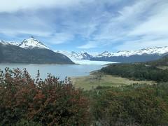 Ruta al Perito Moreno