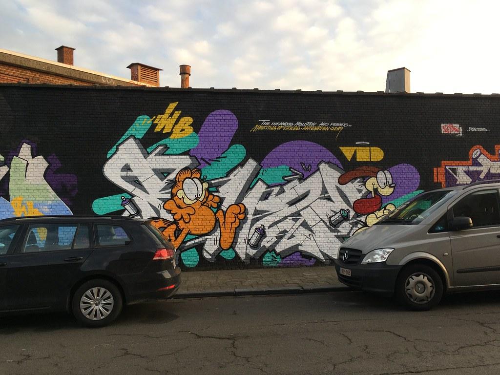 Krugerstraat Garfield