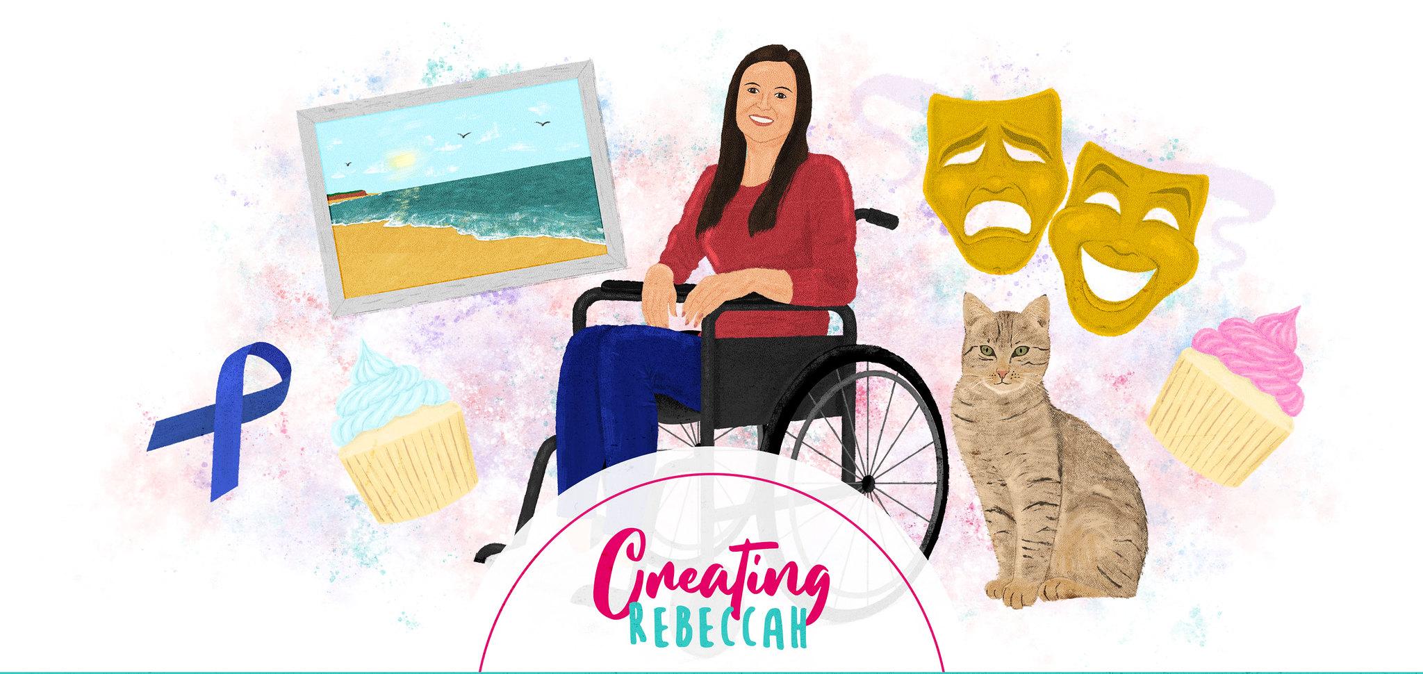 Creating Rebeccah