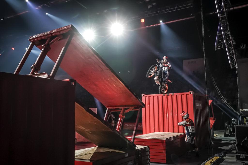 Mundil XTrial 2020, Rennes