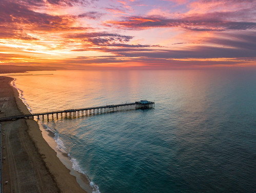 newportbeach balboa island pier drone drones aerial flying outdoors adventure travel vacation view sunrise colors clouds dark moody mikemarshall djimavicpro polarpro ocean beach landscape seascape fall autumn