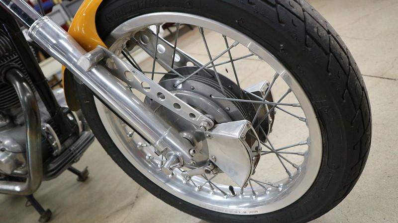 Ducati 350 Desmodromique Racer  tipo MK3D 1973 Twin Sparks 49117498711_53b7e97beb_c