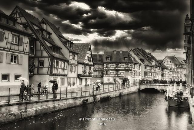 Cloudy Colmar