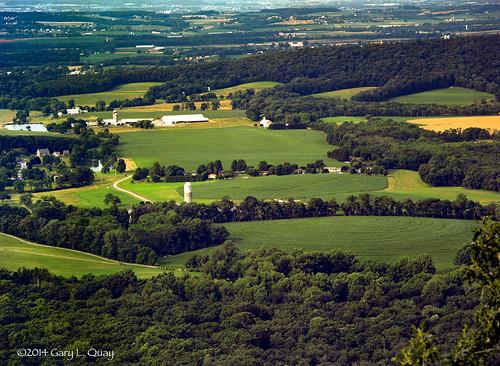 pennsylvania pa memory bethel whiterock farmcountry agriculture green largeformat appalachiantrail appalachianmountains film 4x5 garyquay