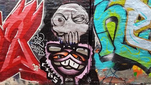 November graffiti