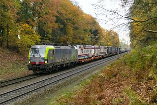 Venlo-grens 23 november 2019   BLS Cargo 475 412