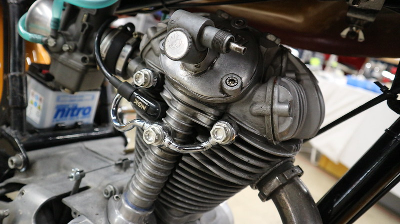 Ducati 350 Desmodromique Racer  tipo MK3D 1973 Twin Sparks 49117694732_a657035141_c