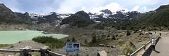 Glaciar Negro y Cerro Tronador