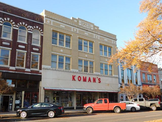The Kress Building