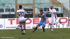 Catania-Casertana, precedenti: Nel segno dell'equilibrio