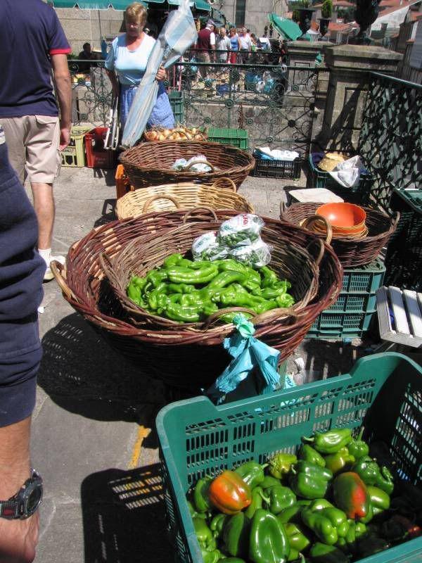 Peperoni al mercato