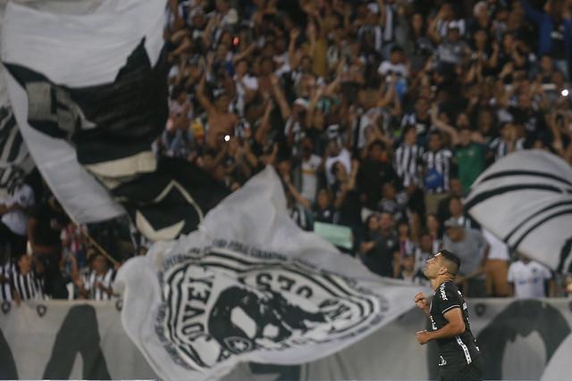 Botafogo x Corinthians - 24/11/2019