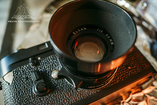 Leica KE-7A + Elcan 50mm f/2.0  [for US Military] | by KEVIN is listening Begin......