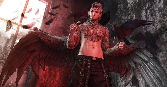 ...King of Crows...