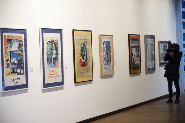 Museo Picasso en Buitrago de Lozoya (Sierra Norte de Madrid)