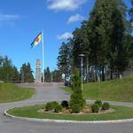 Morokulien Peace Monument