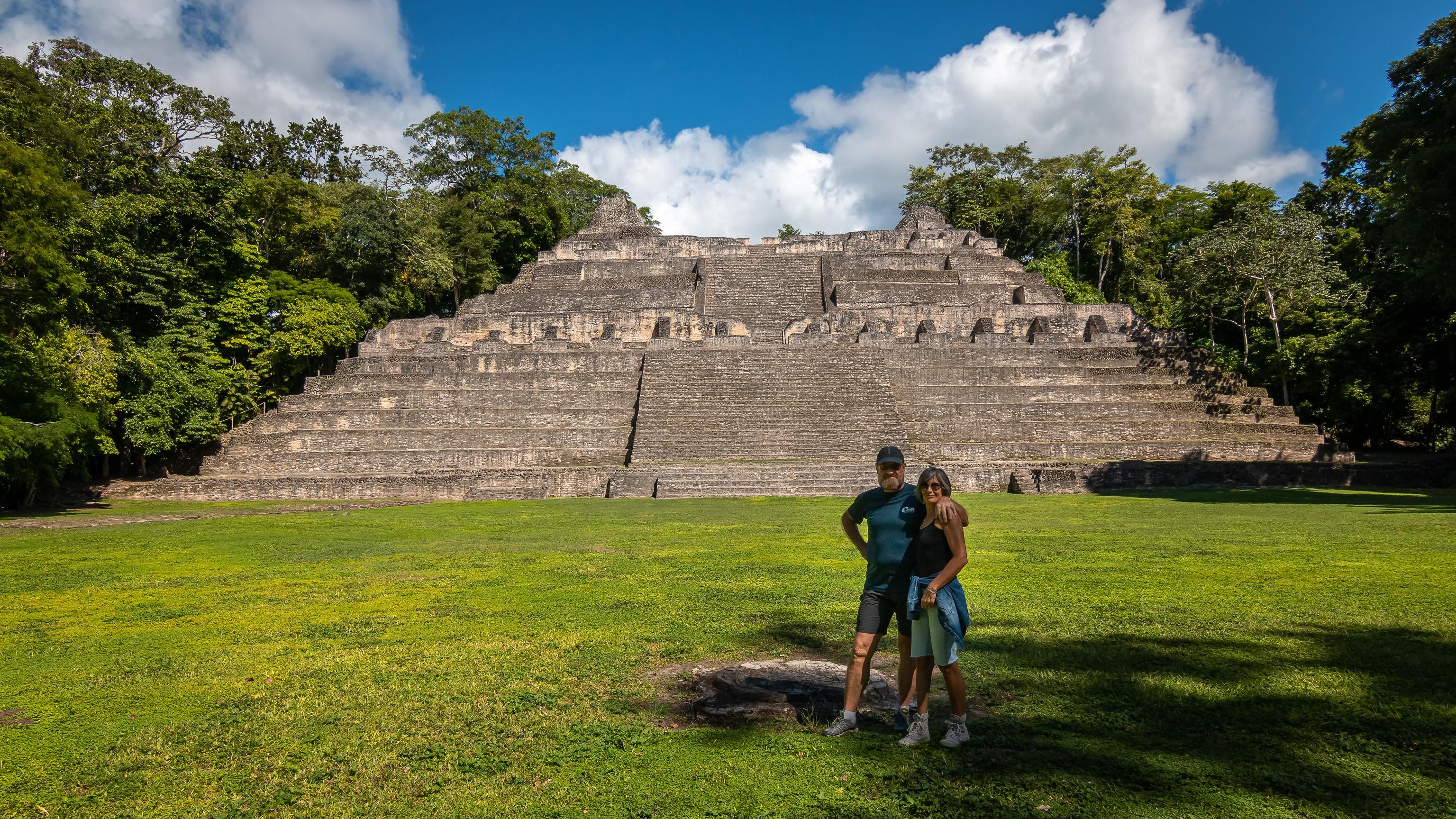 Caracol - [Belize]