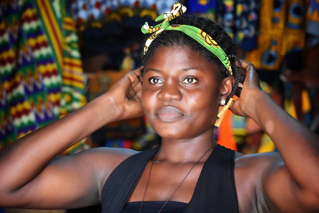 People of Ghana!