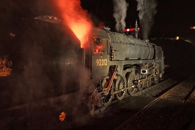 92212 at Alresford
