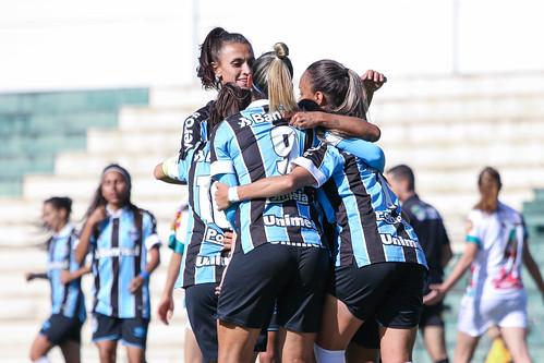 Grêmio 8x0 Brasil-FAR (Semifinal - Gauchão 2019)