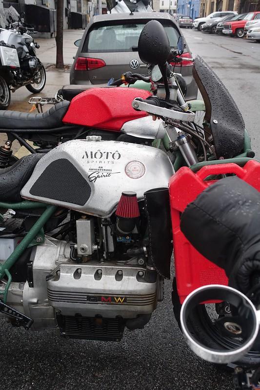 Moto Spirits BMW