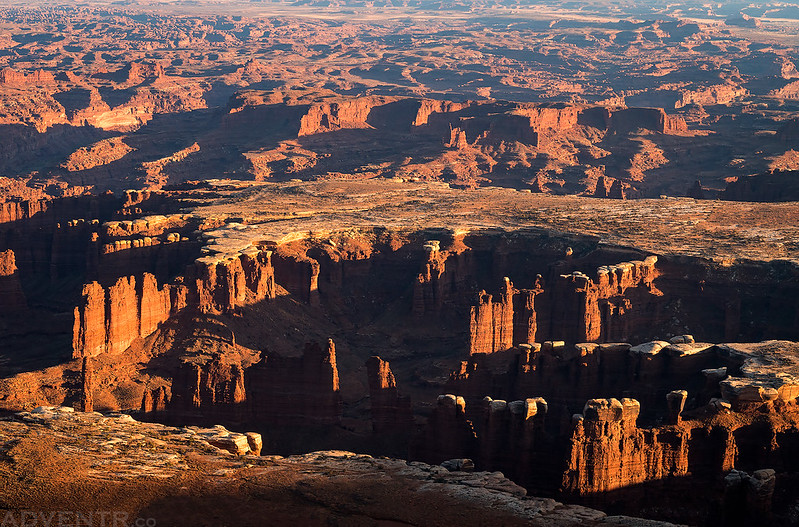 Canyonlands Below