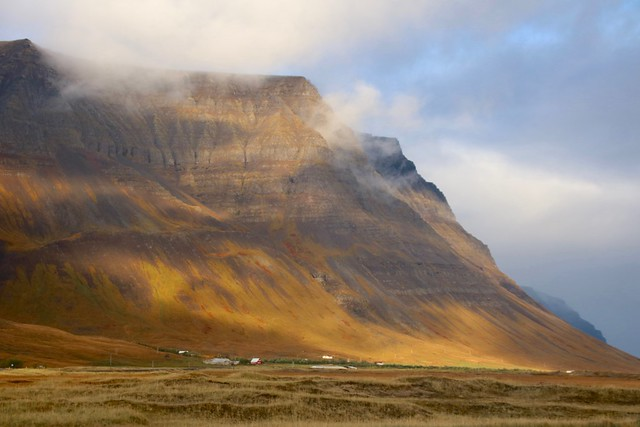 Westfjord Scenery