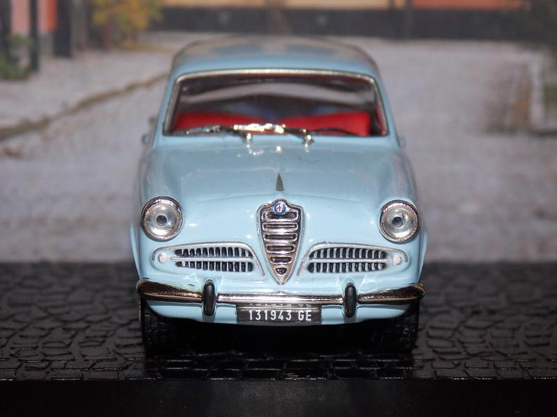 Alfa Romeo Giulietta – 1956
