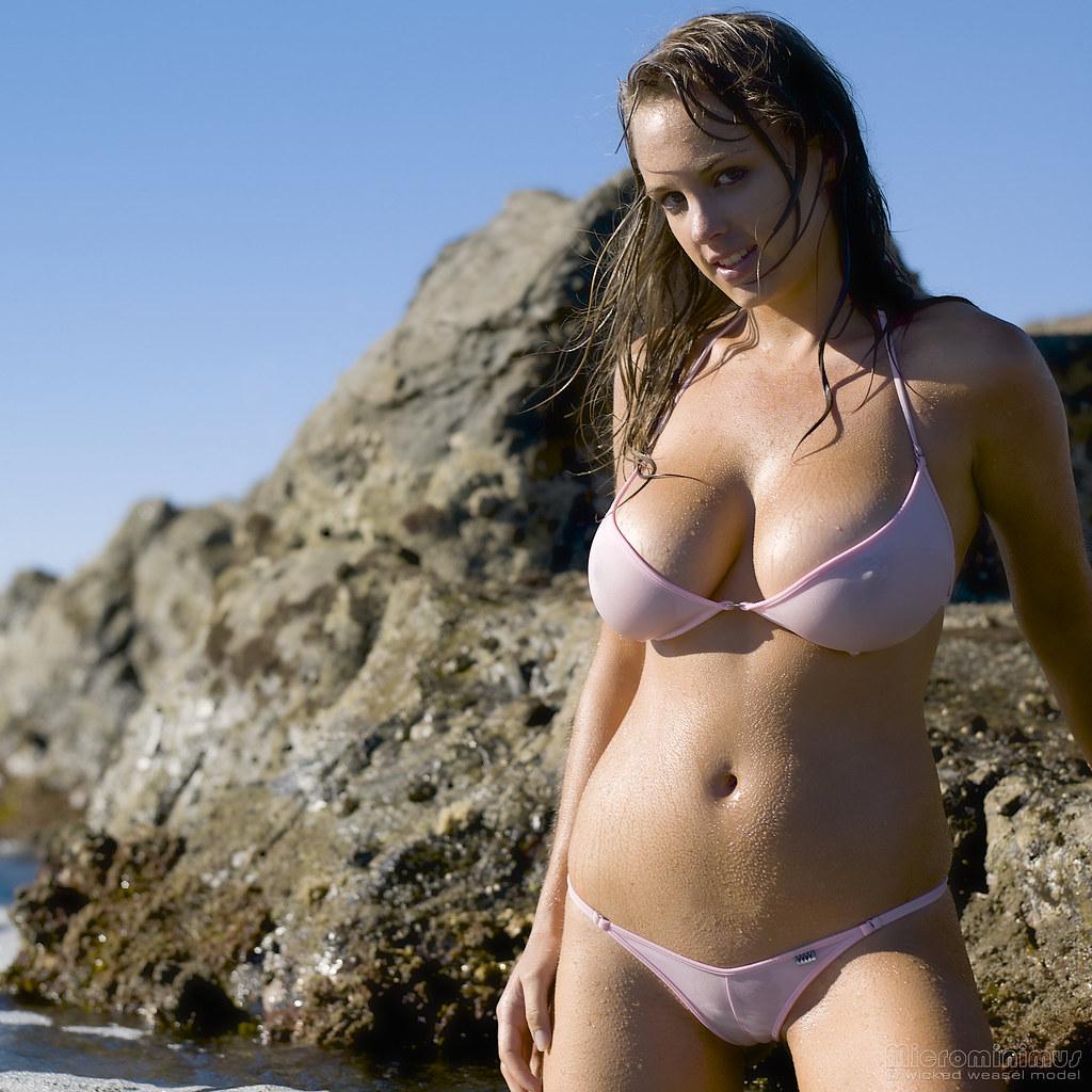 Models wicked weasel Tayla Wilson: