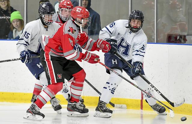 Hockey vs Mentor