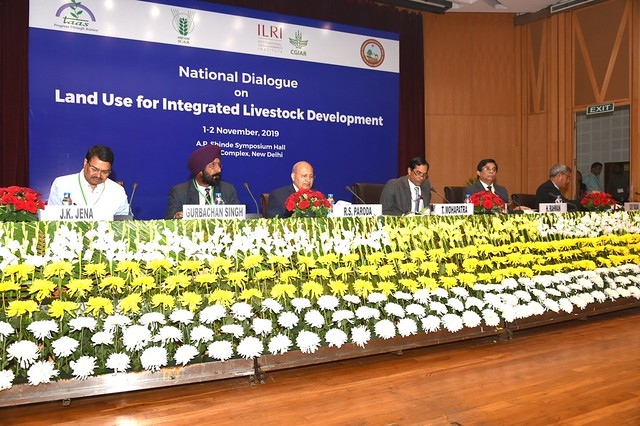 National Dialogue on Land Use for Integrated Livestock Development, 1-2 November 2019, New Delhi