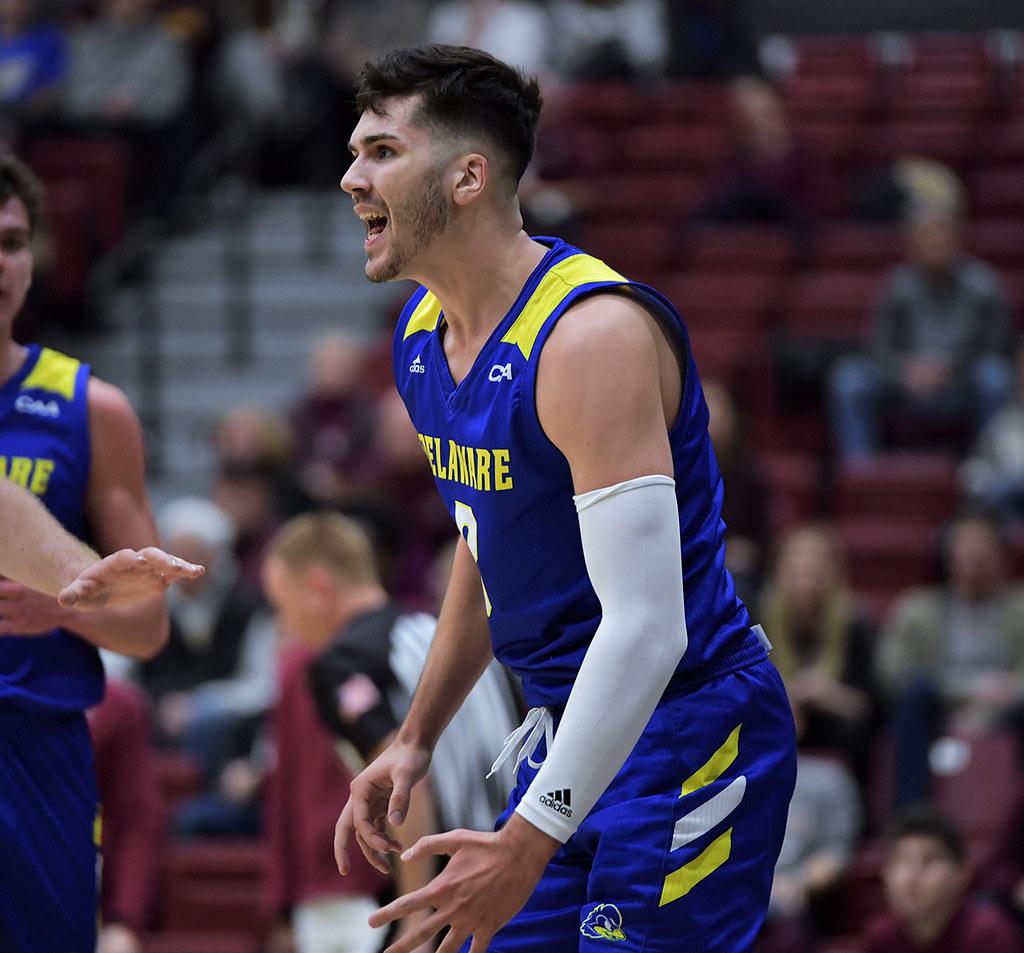 Nate Darling, Delaware sizzling to start the season