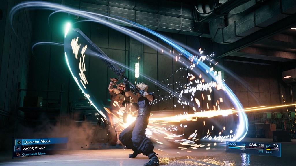 49119447687 5e4d65d683 b - Neue Bilder vom Final Fantasy VII Remake zeigen Cloud, das Kampfsystem und mehr