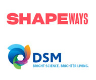 DSM and Shapeways partner to develop scalable 3D printing solutions