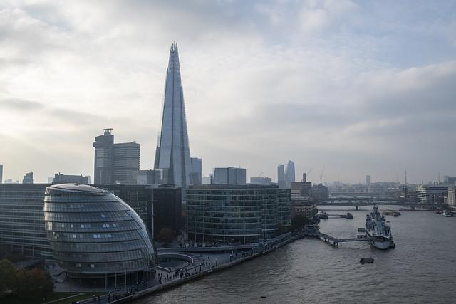 Downtown London, England, United Kingdom