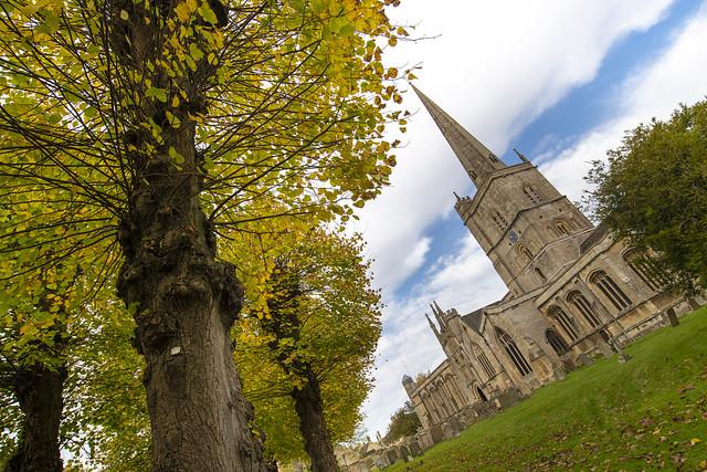 Burford, Oxfordshire, England, United Kingdom