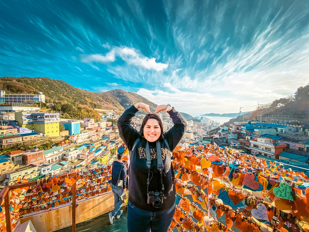 Gamcheon Culture Village | 2 Days in Busan Itinerary