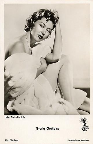 Gloria Grahame in The Big Heat (1953)