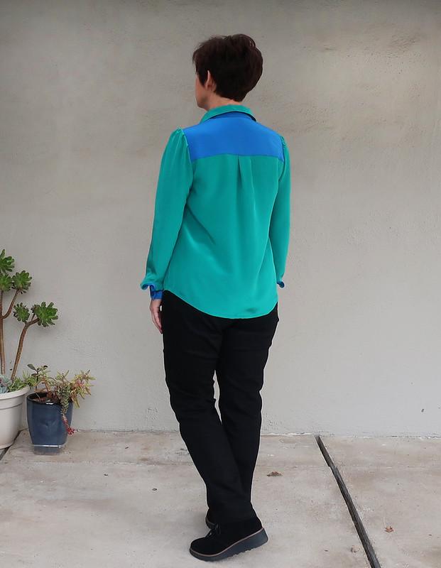 green shirt 7