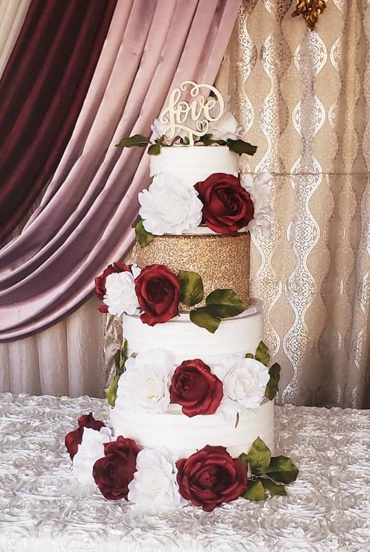 Cake by Dulce Tentacion - Sweet Temptation by Diana